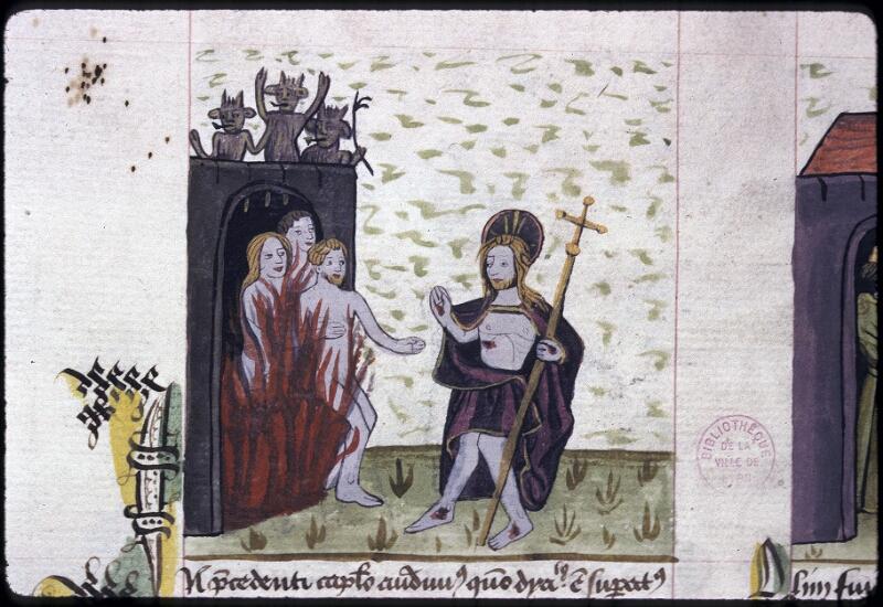 Lyon, Bibl. mun., ms. 0245, f. 150v - vue 1