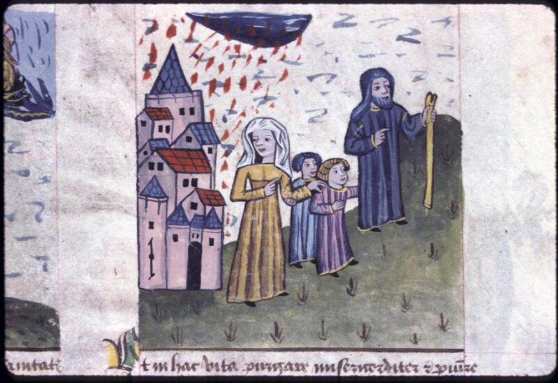 Lyon, Bibl. mun., ms. 0245, f. 151 - vue 2