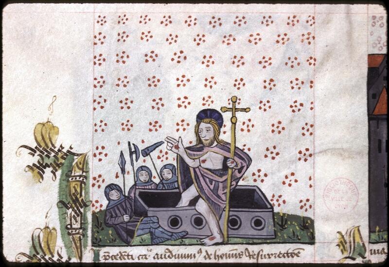 Lyon, Bibl. mun., ms. 0245, f. 151v - vue 1