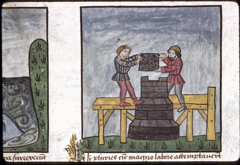 Lyon, Bibl. mun., ms. 0245, f. 152 - vue 2