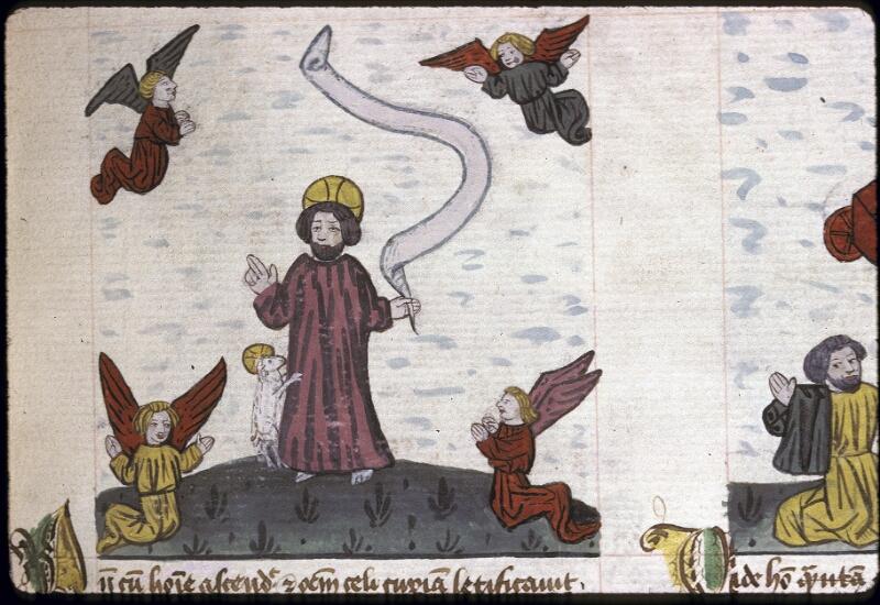 Lyon, Bibl. mun., ms. 0245, f. 153 - vue 1