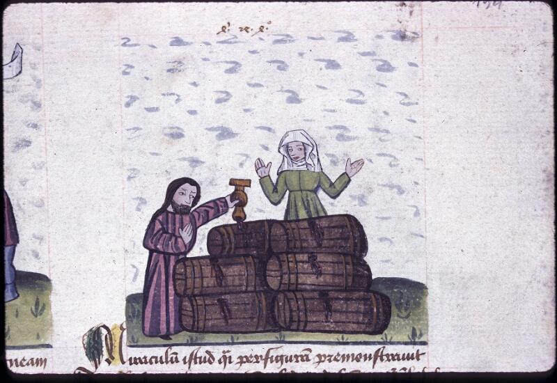 Lyon, Bibl. mun., ms. 0245, f. 154 - vue 2