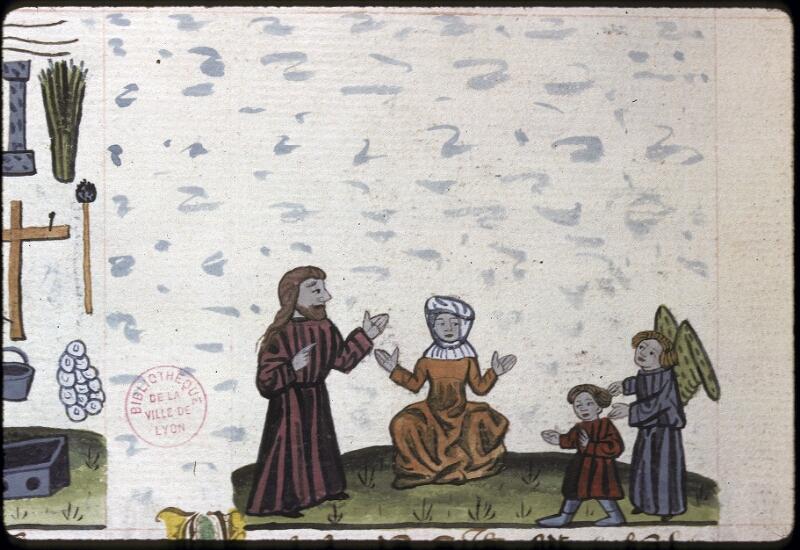 Lyon, Bibl. mun., ms. 0245, f. 154v - vue 2