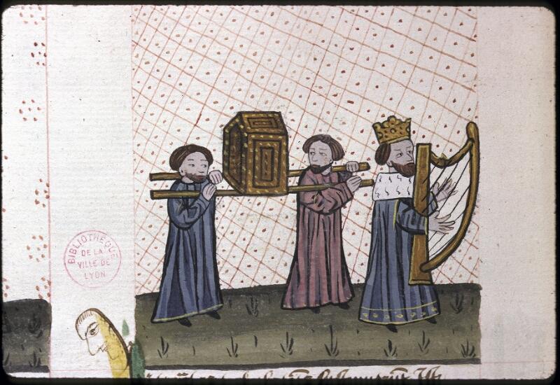 Lyon, Bibl. mun., ms. 0245, f. 155v - vue 2