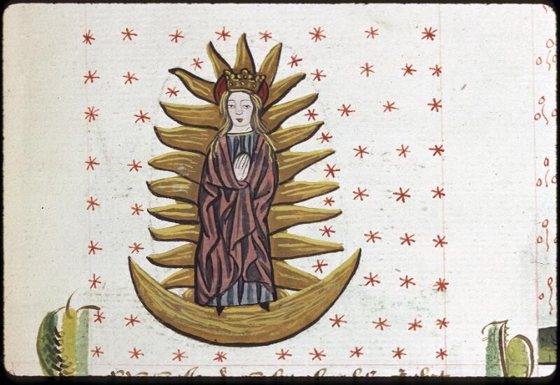 Lyon, Bibl. mun., ms. 0245, f. 156 - vue 1