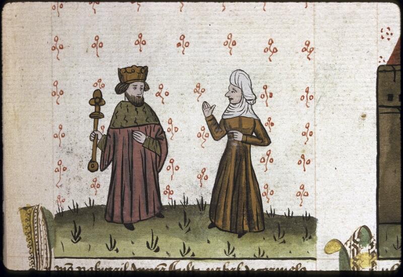 Lyon, Bibl. mun., ms. 0245, f. 157 - vue 1