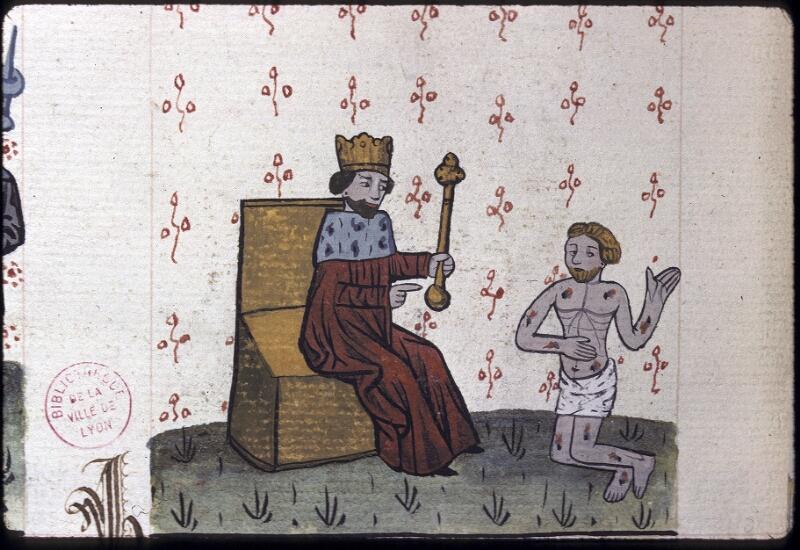 Lyon, Bibl. mun., ms. 0245, f. 158v - vue 2