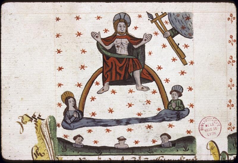 Lyon, Bibl. mun., ms. 0245, f. 159v - vue 1