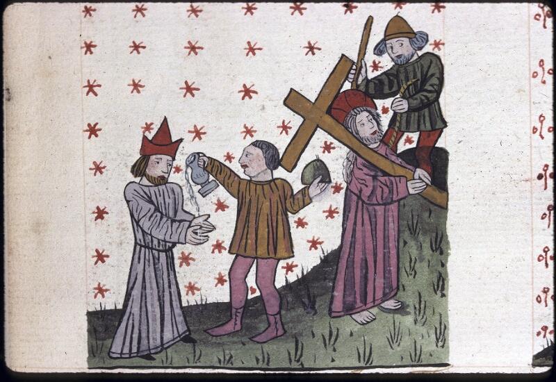 Lyon, Bibl. mun., ms. 0245, f. 164 - vue 1