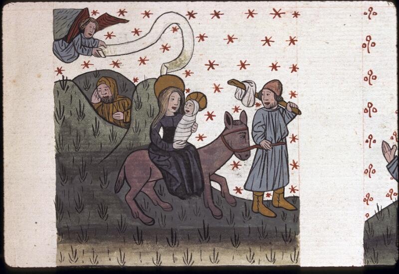 Lyon, Bibl. mun., ms. 0245, f. 165 - vue 1