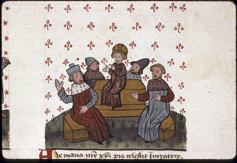 Lyon, Bibl. mun., ms. 0245, f. 165 - vue 2