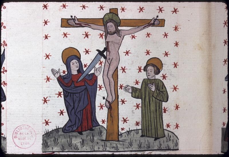 Lyon, Bibl. mun., ms. 0245, f. 165v - vue 2