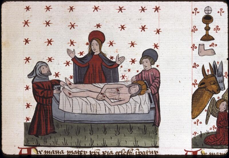 Lyon, Bibl. mun., ms. 0245, f. 166 - vue 1