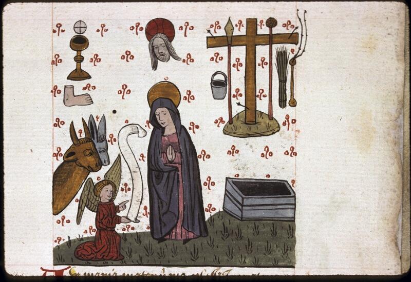 Lyon, Bibl. mun., ms. 0245, f. 166 - vue 2