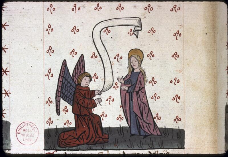 Lyon, Bibl. mun., ms. 0245, f. 166v - vue 2
