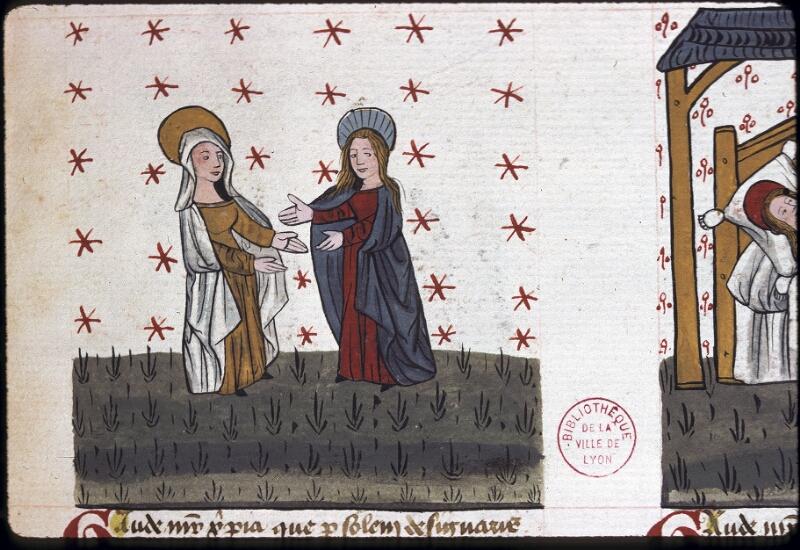 Lyon, Bibl. mun., ms. 0245, f. 167 - vue 1