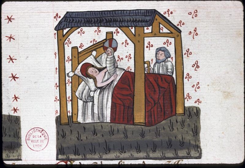 Lyon, Bibl. mun., ms. 0245, f. 167 - vue 2