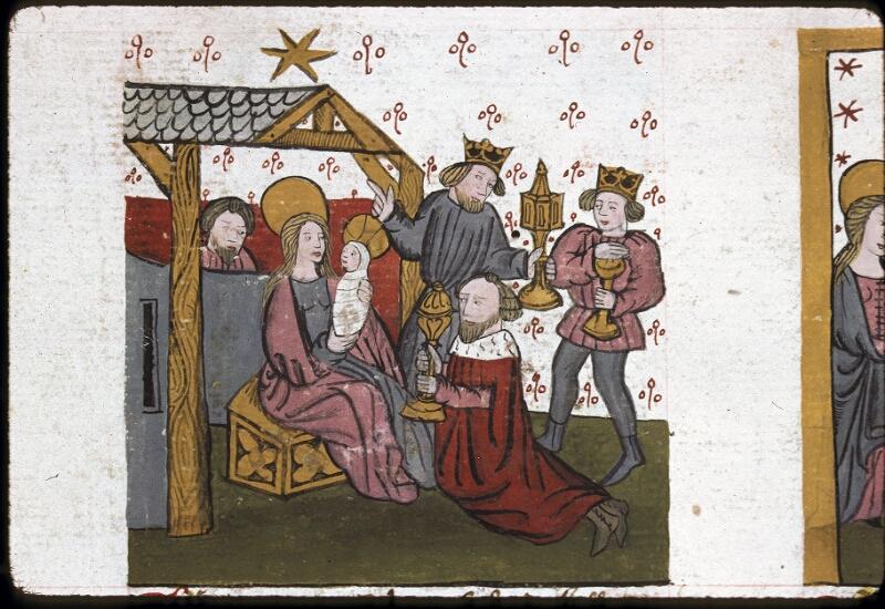 Lyon, Bibl. mun., ms. 0245, f. 167v - vue 1