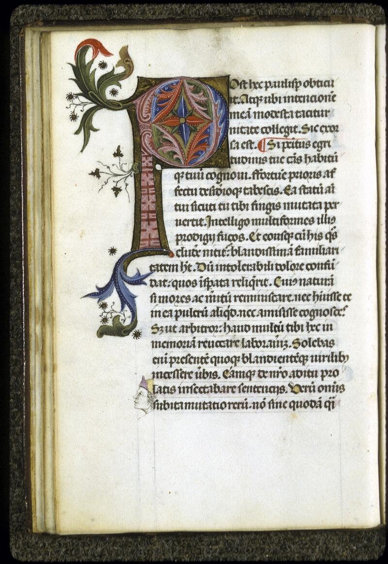 Lyon, Bibl. mun., ms. 0246, f. 015v - vue 1