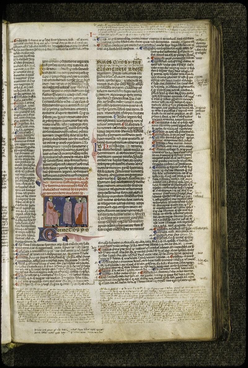 Lyon, Bibl. mun., ms. 0373, f. 005 - vue 1