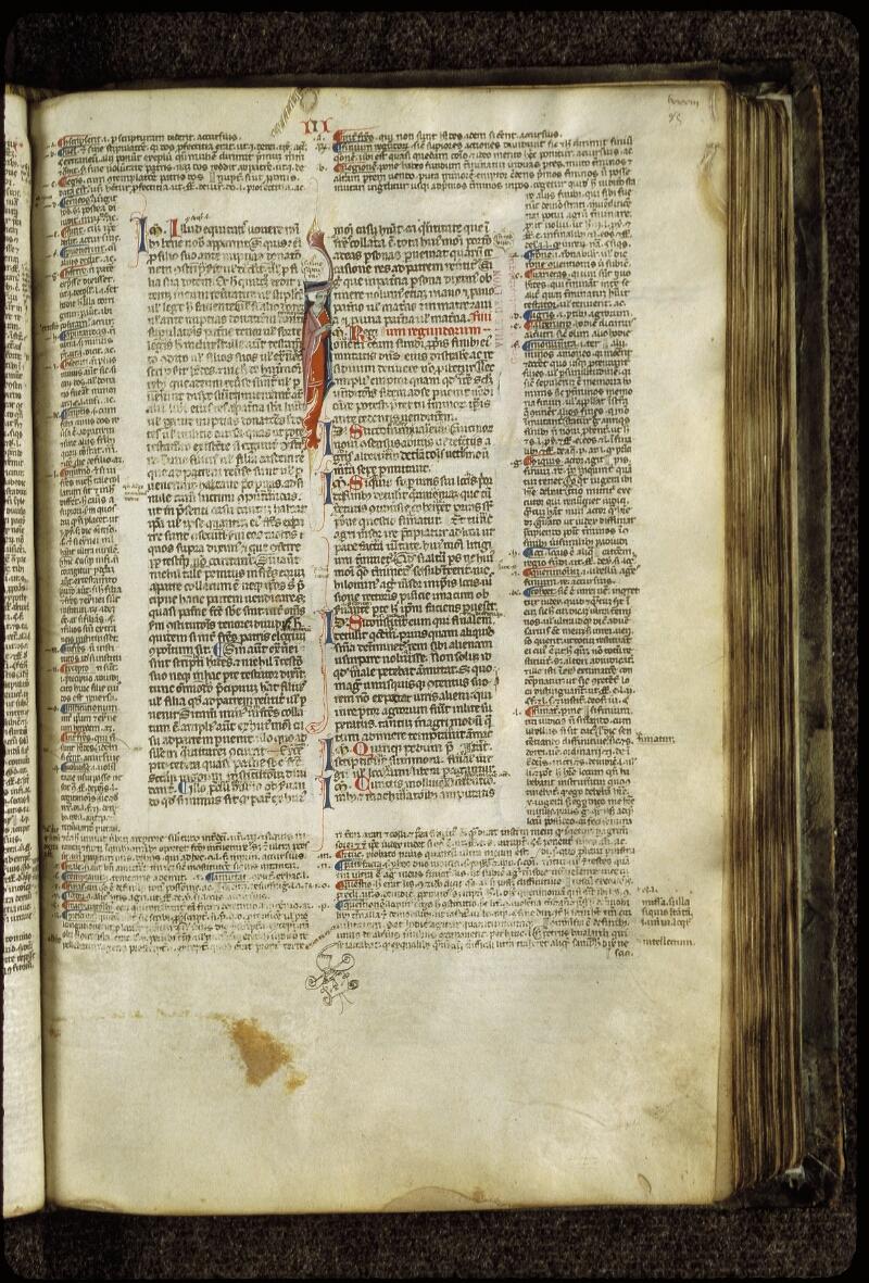 Lyon, Bibl. mun., ms. 0373, f. 085 - vue 1