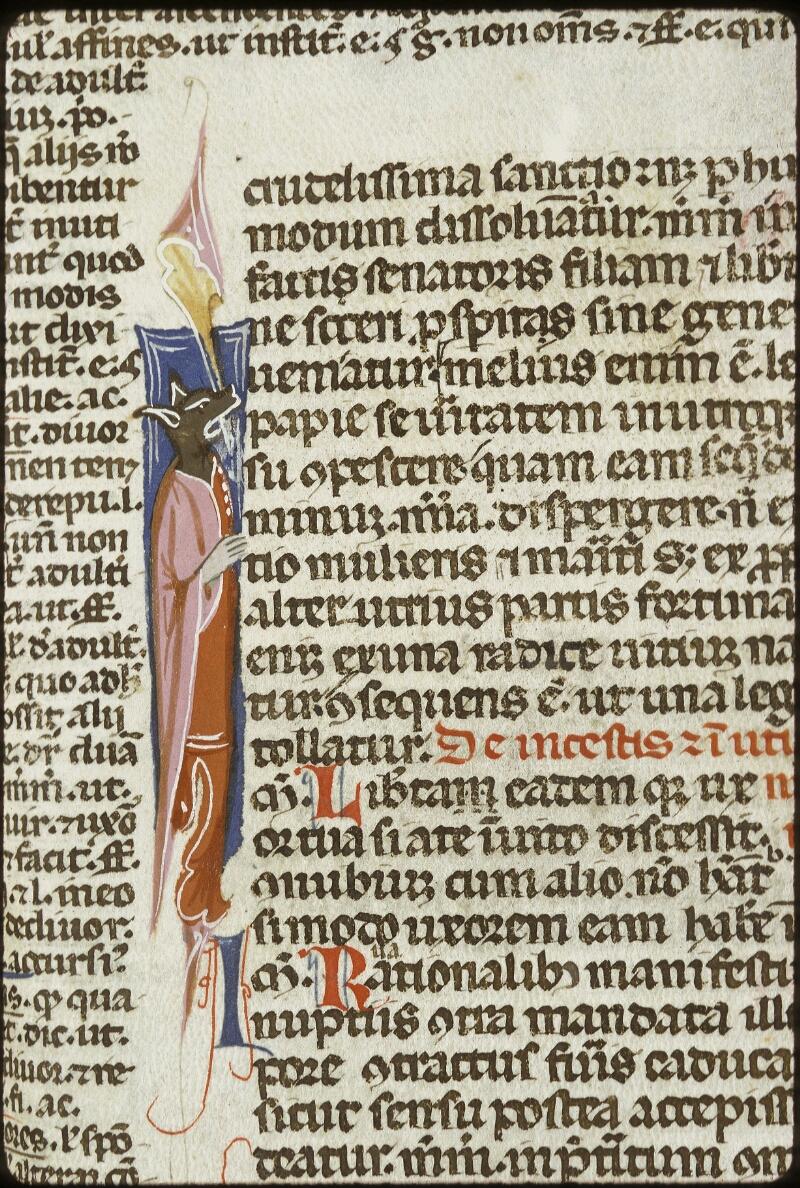 Lyon, Bibl. mun., ms. 0373, f. 126 - vue 1
