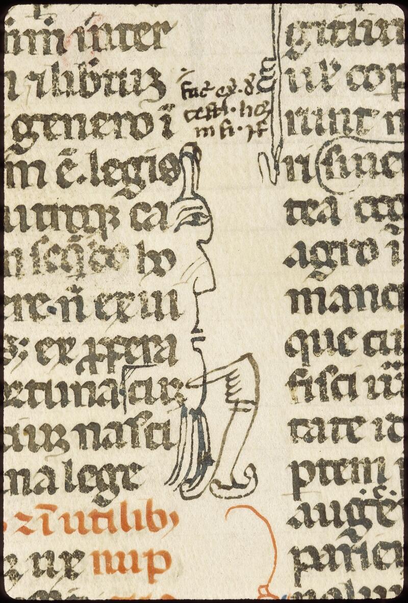 Lyon, Bibl. mun., ms. 0373, f. 126 - vue 3