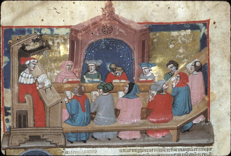 Lyon, Bibl. mun., ms. 0374, f. 001 - vue 2