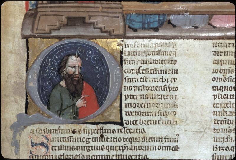 Lyon, Bibl. mun., ms. 0374, f. 001 - vue 3