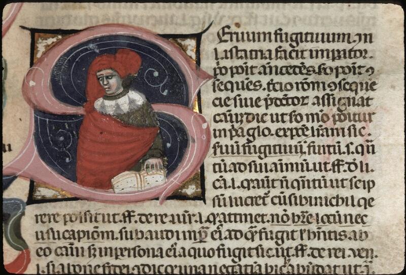 Lyon, Bibl. mun., ms. 0374, f. 180 - vue 2