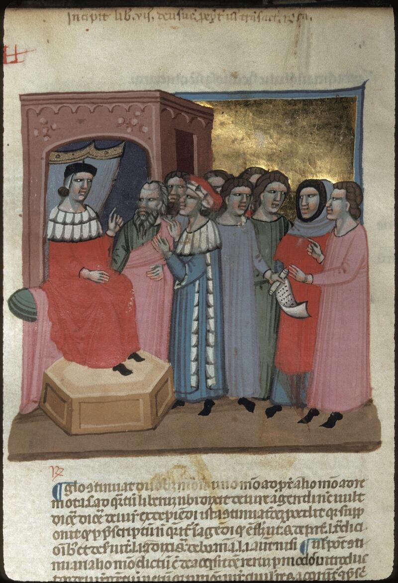 Lyon, Bibl. mun., ms. 0374, f. 235v - vue 2