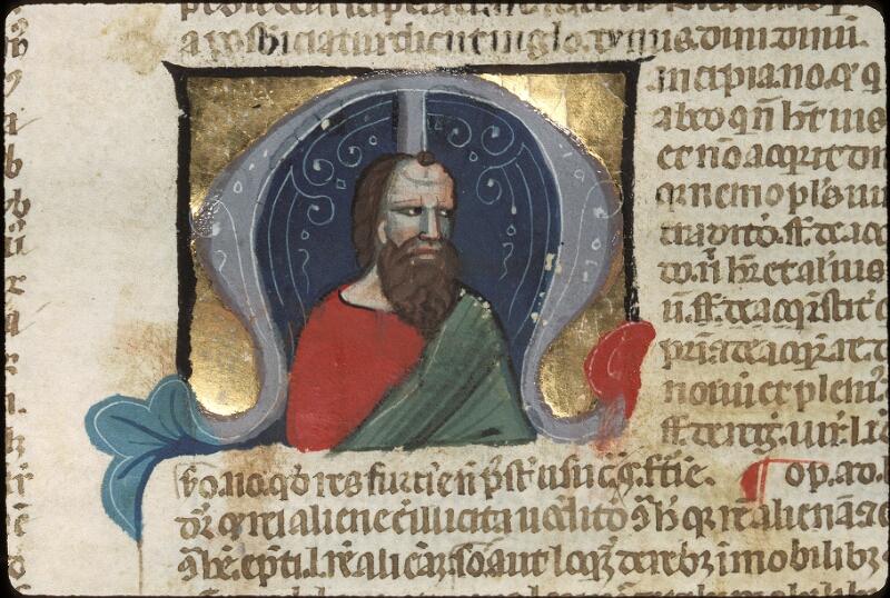 Lyon, Bibl. mun., ms. 0374, f. 235v - vue 3