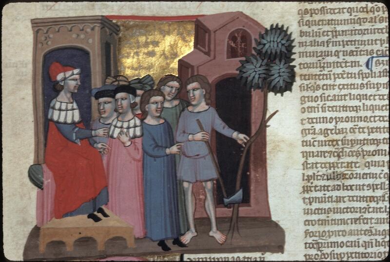 Lyon, Bibl. mun., ms. 0374, f. 258 - vue 2
