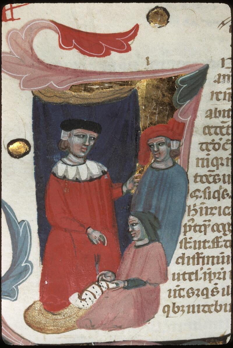 Lyon, Bibl. mun., ms. 0374, f. 283v - vue 2