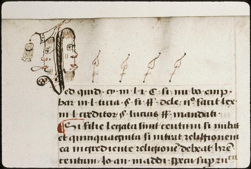 Lyon, Bibl. mun., ms. 0392, f. 138 - vue 3
