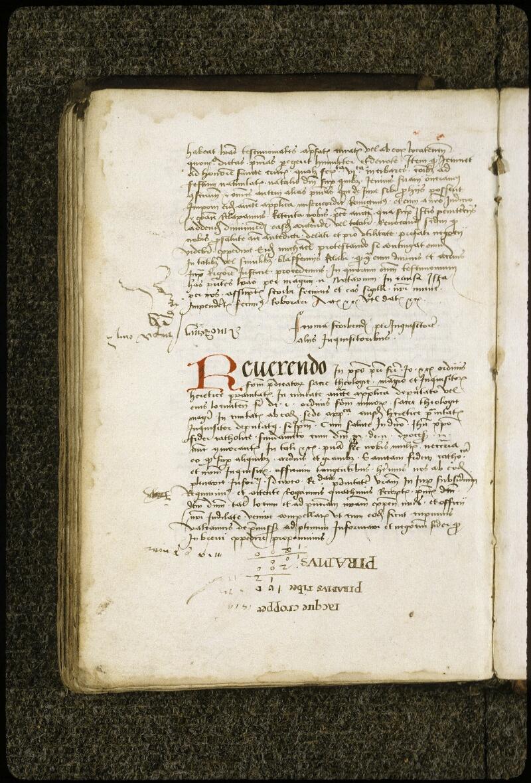 Lyon, Bibl. mun., ms. 0396, f. 109v - vue 1