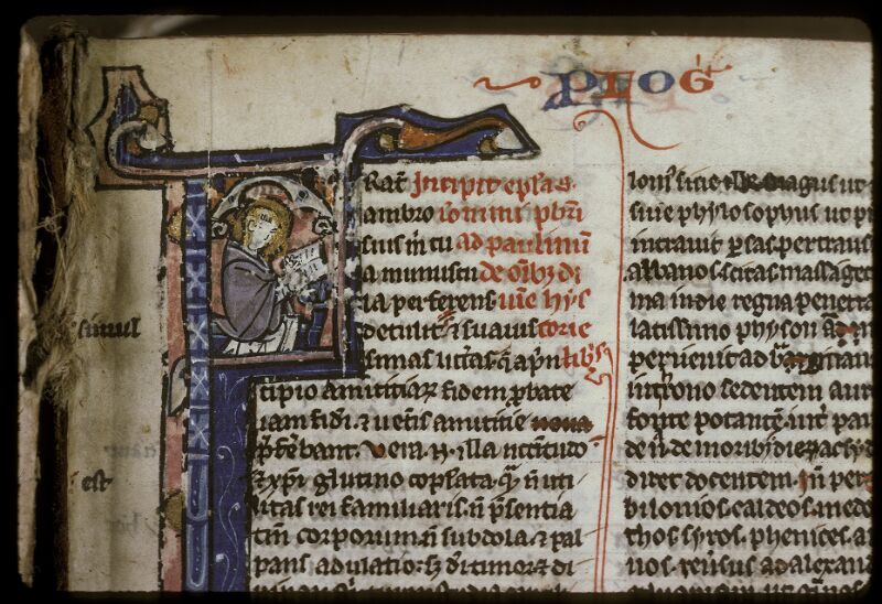Lyon, Bibl. mun., ms. 0406, f. 001 - vue 3