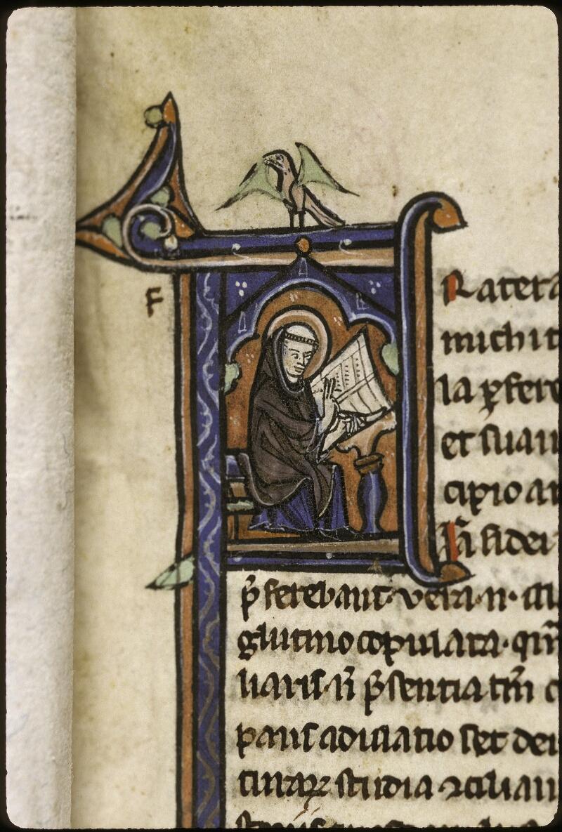 Lyon, Bibl. mun., ms. 0408, f. 001 - vue 3