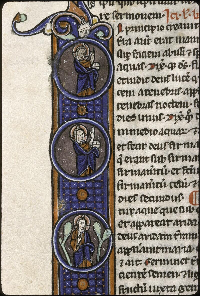 Lyon, Bibl. mun., ms. 0408, f. 003v - vue 2
