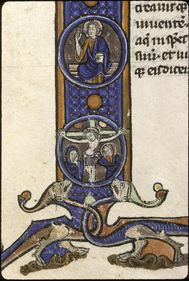 Lyon, Bibl. mun., ms. 0408, f. 003v - vue 4