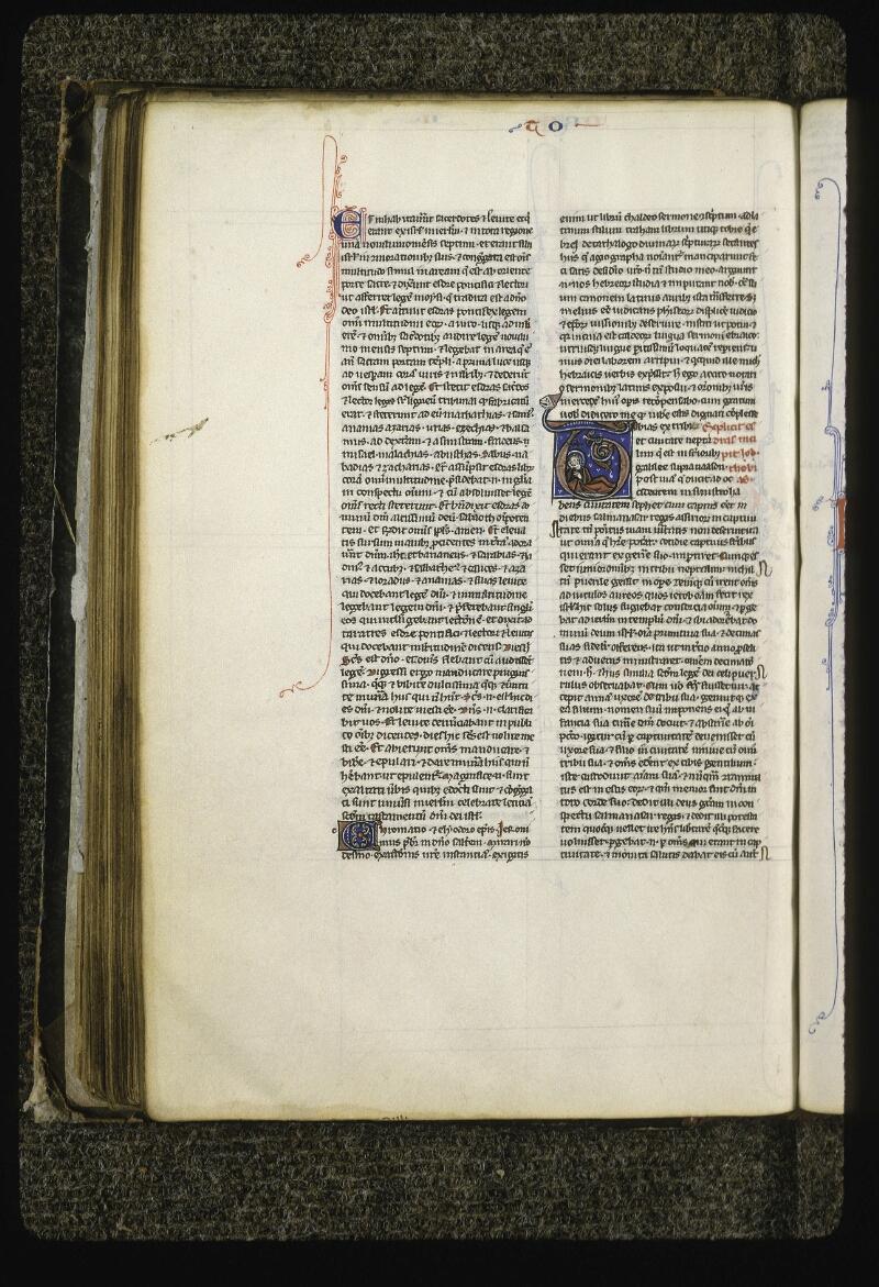 Lyon, Bibl. mun., ms. 0408, f. 157v - vue 1