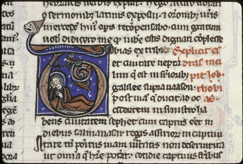 Lyon, Bibl. mun., ms. 0408, f. 157v - vue 2