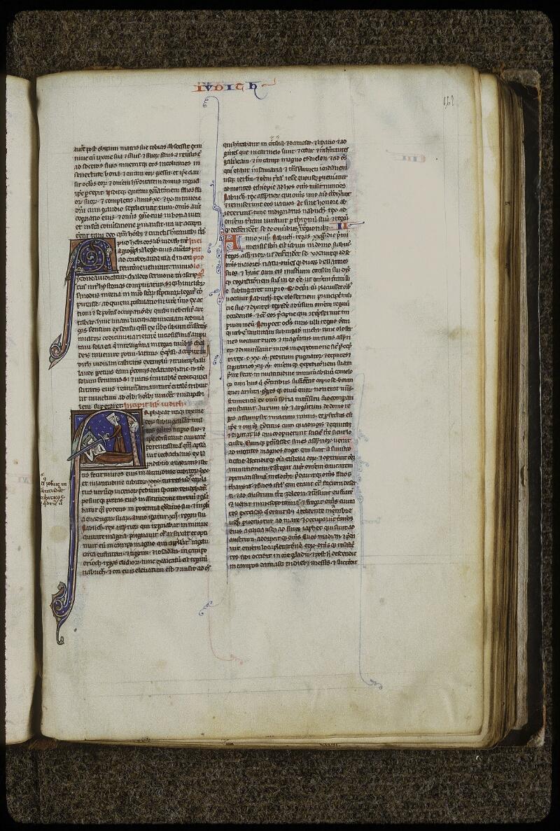 Lyon, Bibl. mun., ms. 0408, f. 161 - vue 1