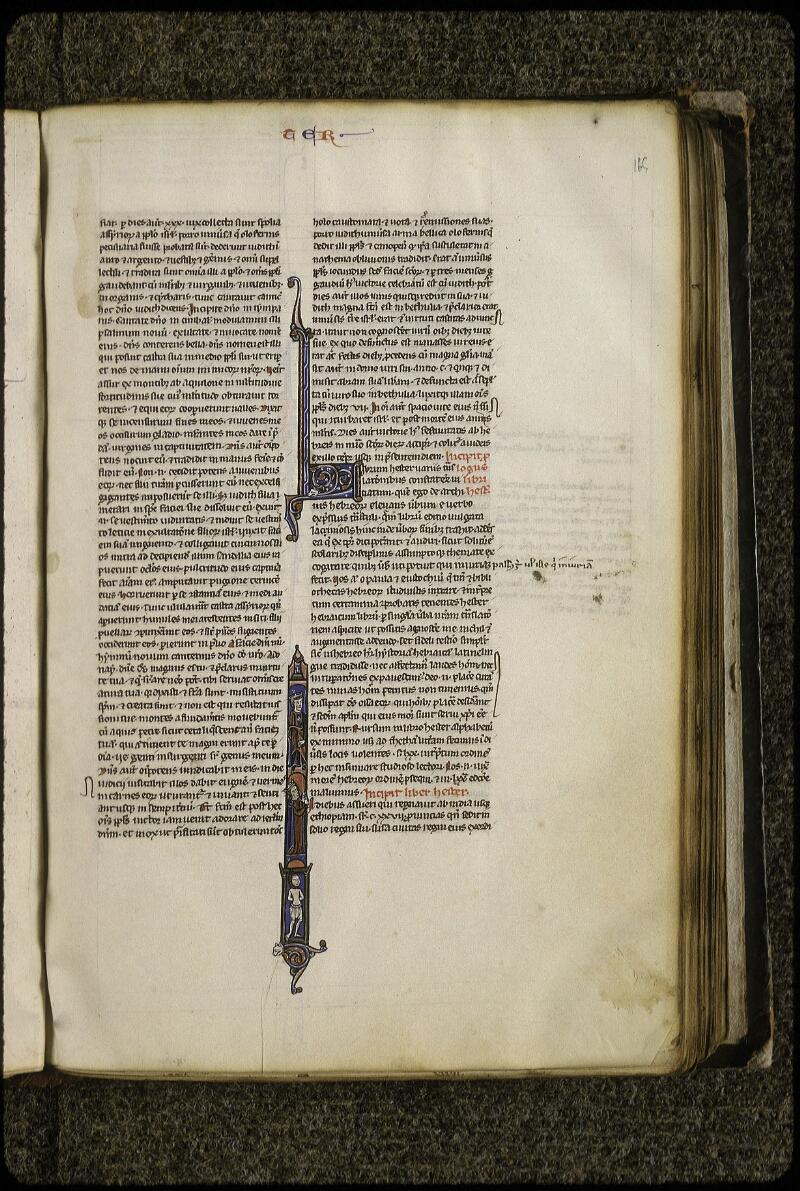 Lyon, Bibl. mun., ms. 0408, f. 165 - vue 1