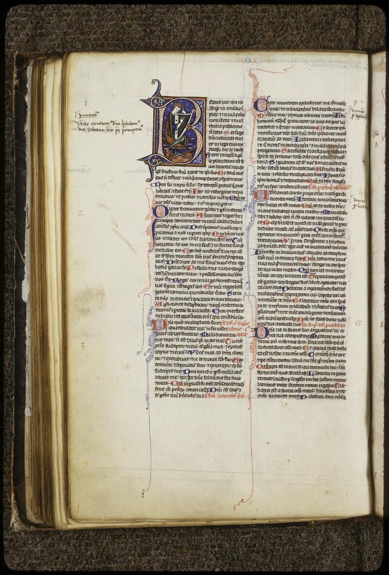 Lyon, Bibl. mun., ms. 0408, f. 178v - vue 1