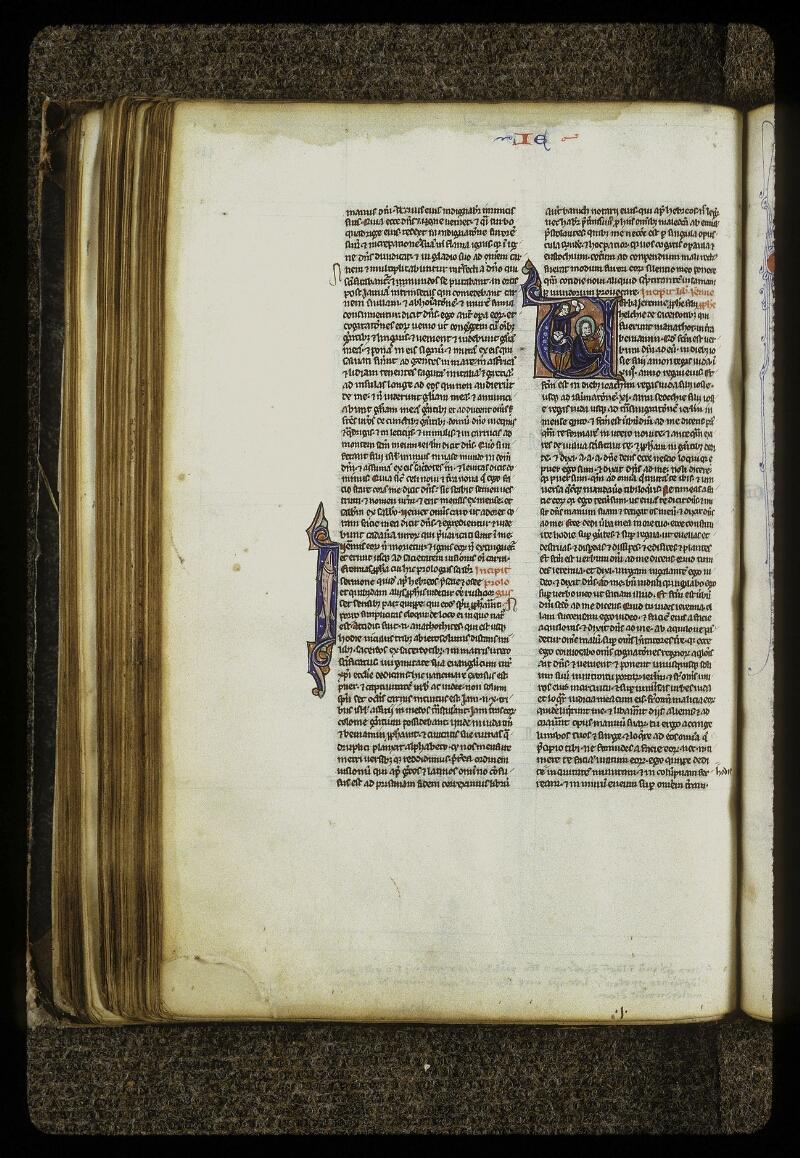 Lyon, Bibl. mun., ms. 0408, f. 244v - vue 1