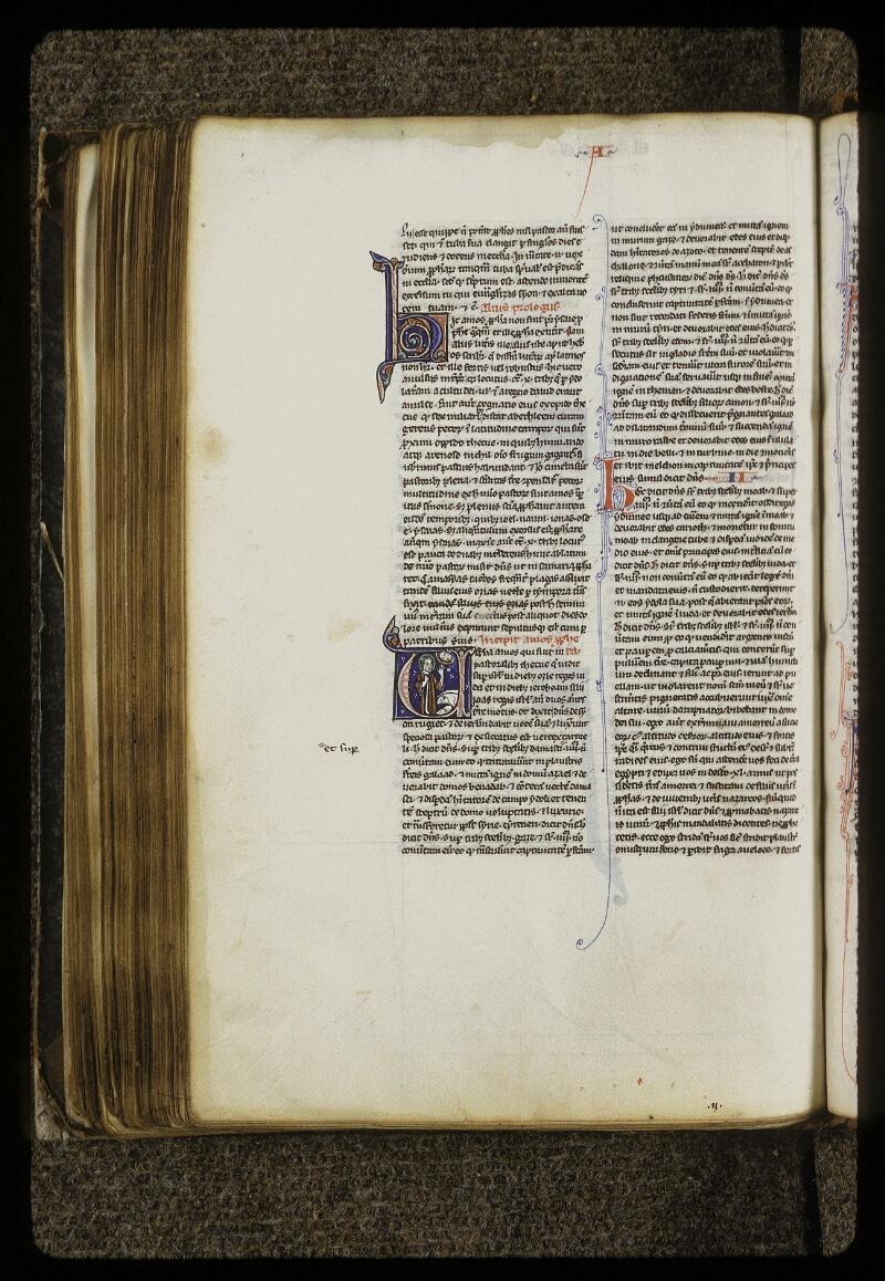 Lyon, Bibl. mun., ms. 0408, f. 293v - vue 1