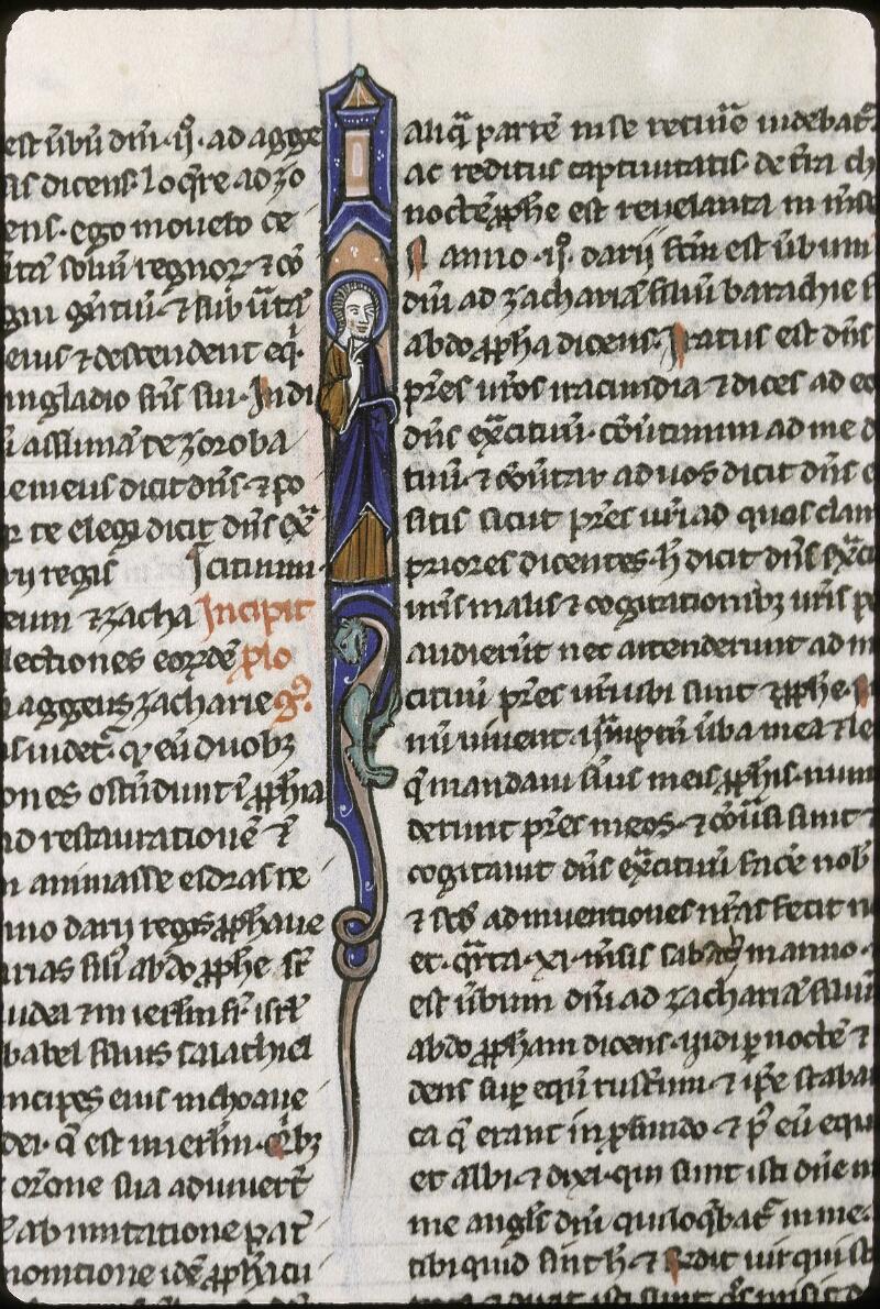 Lyon, Bibl. mun., ms. 0408, f. 301v - vue 2