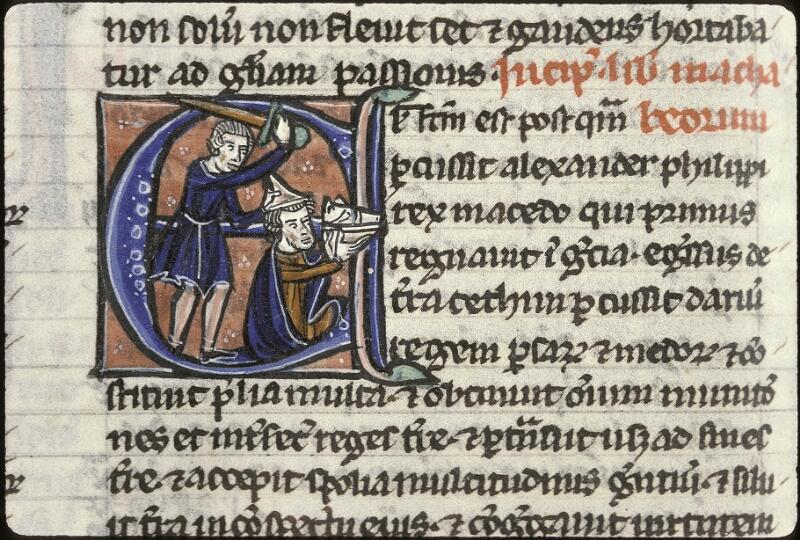 Lyon, Bibl. mun., ms. 0408, f. 305v - vue 2