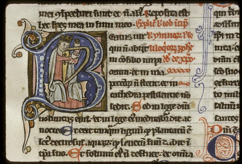 Lyon, Bibl. mun., ms. 0409, f. 258 - vue 2